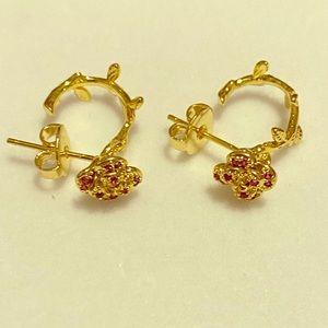 Melinda Maria Earrings!  New!